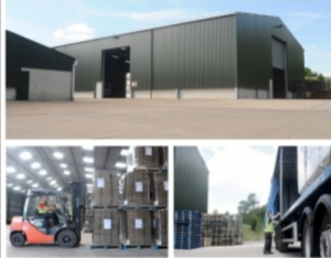 Midlands bulk storage