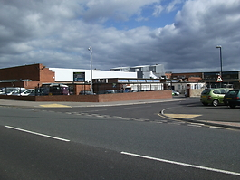 Tyne and Wear warehousing