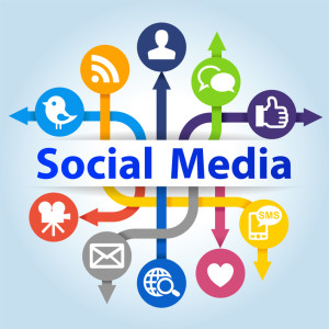 using social media for logistics companies