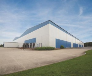 BRC Distribution warehouse in Worksop