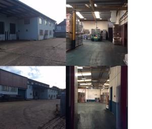 Verran Freight Luton facility