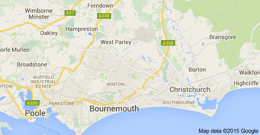 courier services and warehousing in Bournemouth