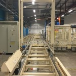 pallet storage in automated warehouse, Sandwich, Kent