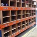 logistics services redditch