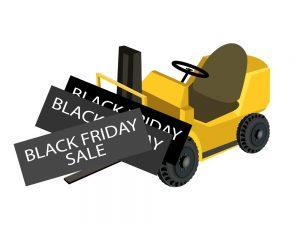 black friday logistics