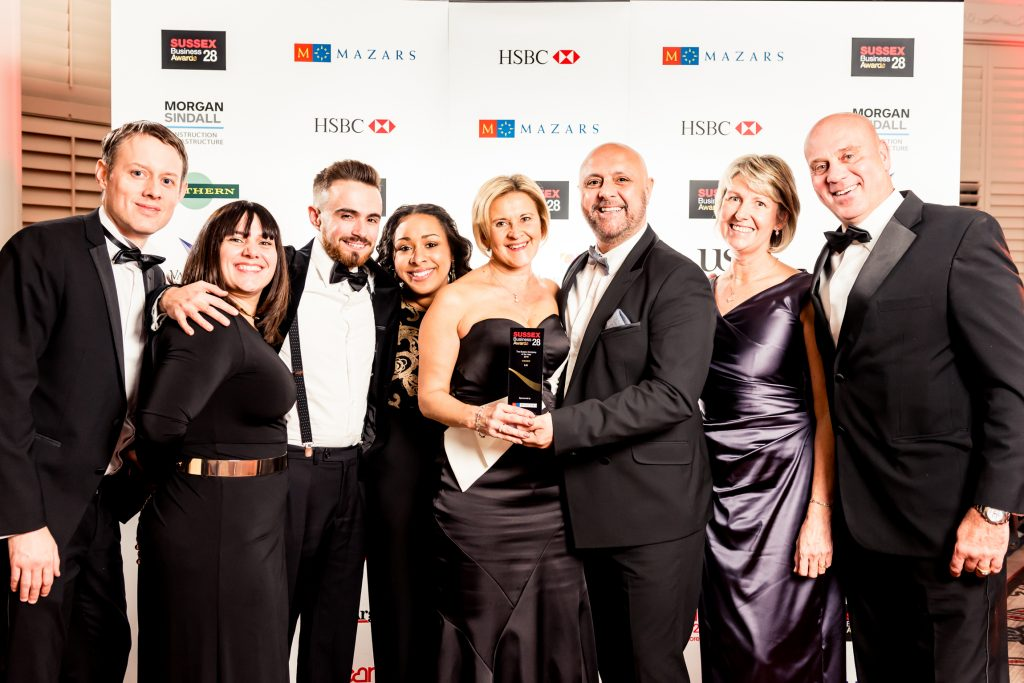 ILG UK win award