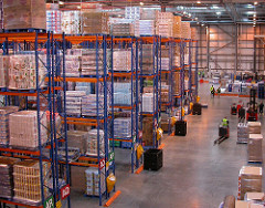 Whichwarehouse Pallet Storage London