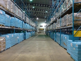 Warehousing UK