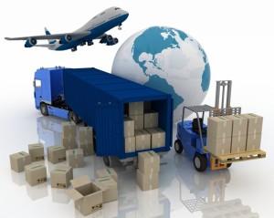 logistics in the UK