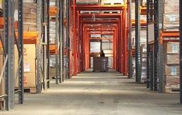 logistics in Oxfordshire