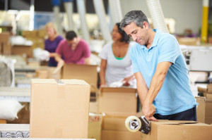 pick and pack warehouse services