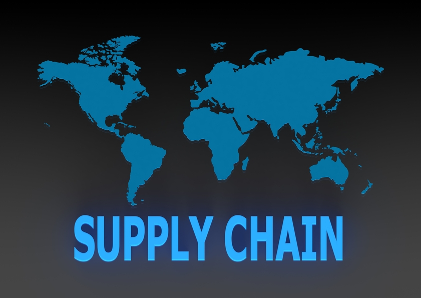 supply chain and logistics in the UK