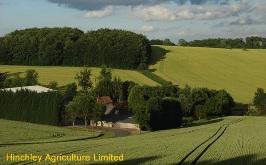Agricultural pallet storage