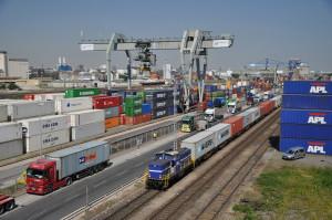 logistics companies growing