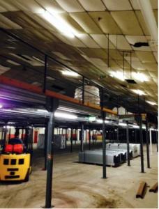 warehousing Glasgow