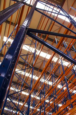 pallet storage in Ashby de la Zouch