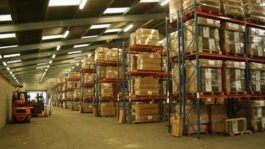 pallet storage in Peterborough, Cambridgeshire