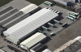 dry bonded warehouse Essex