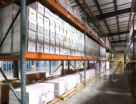 chilled warehousing, cold storage in the UK