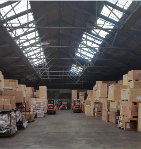 fulfilment services in Steventon Oxfordshire
