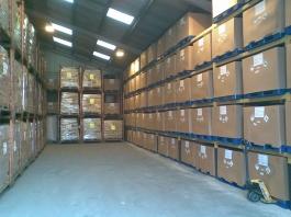 Lichfield Warehousing