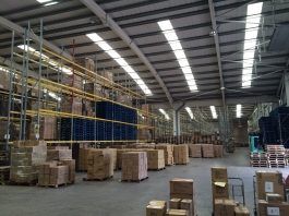logistics services in Worcester