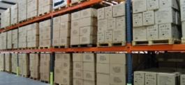 pallet storage in newark