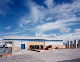 food grade warehouse in bardon, coalville