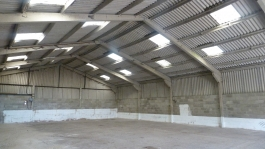 warehouse for rent in Thame