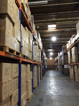 Logistics services in Swansea