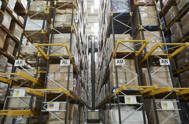 warehousing Midlands