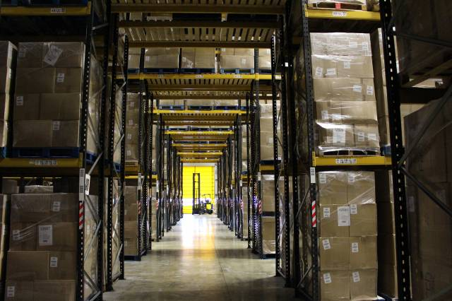 warehousing Cambridgeshire