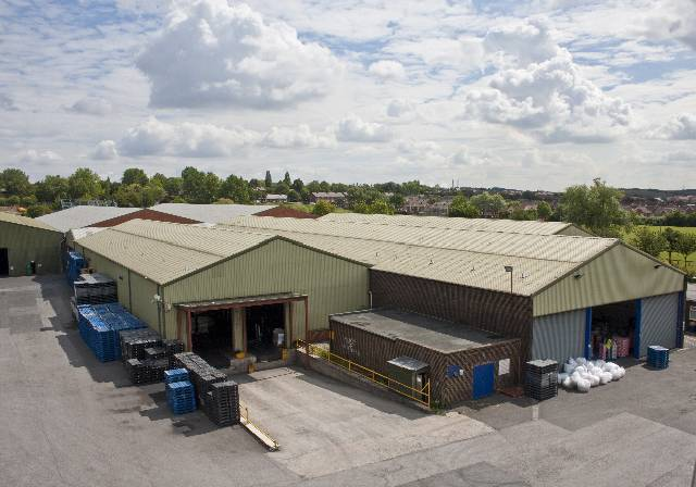 warehousing facility from 3PL in Leeds